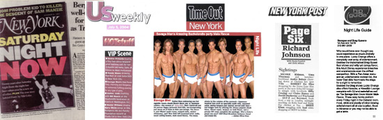 Best Bithday Parties NYC at Male Strip Clubs with NYC male strippers.